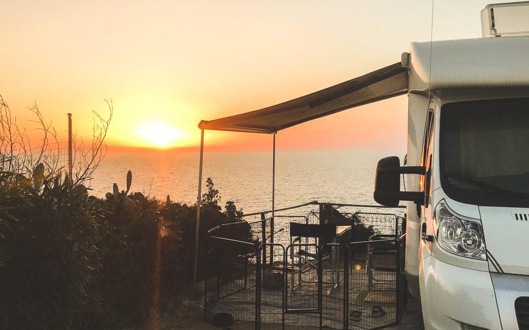 Sardinia on the road – Un camper, due cuori e tre cani – parte prima